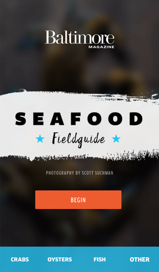 Seafood Field Guide