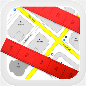 Planimeter Pro - Measure land area on map 工具 App LOGO-APP試玩