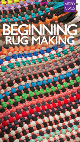 Beginning Rug Making