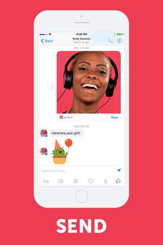 Hook'd for Messenger screenshot 4