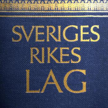 Sveriges Rikes Lag 書籍 LOGO-玩APPs