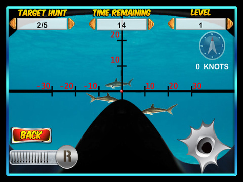 Great White Shark Hunters : Blue Sea Spear-Fishing Adventure FREE screenshot