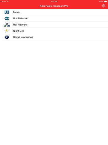 玩旅遊App|Köln Public Transport Pro免費|APP試玩