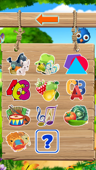 Kid's Academy - Educational games for toddlers