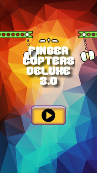 Finger Copters Deluxe 2.0