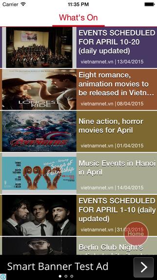 Vietnam News for Vietnamnet Edition