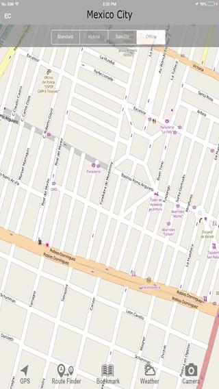 Mexico Offline Maps