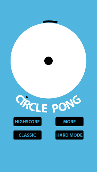 Circle Pong - Play Free Action Arcade Amazing Bounce Shape Paddle Tap Games