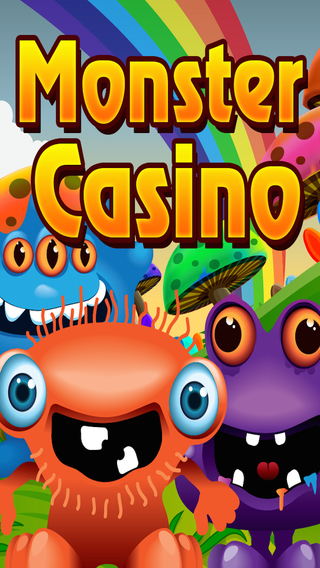 Ace's Legend of Monster Jackpot Slots - Mobile Party Casino Games Free