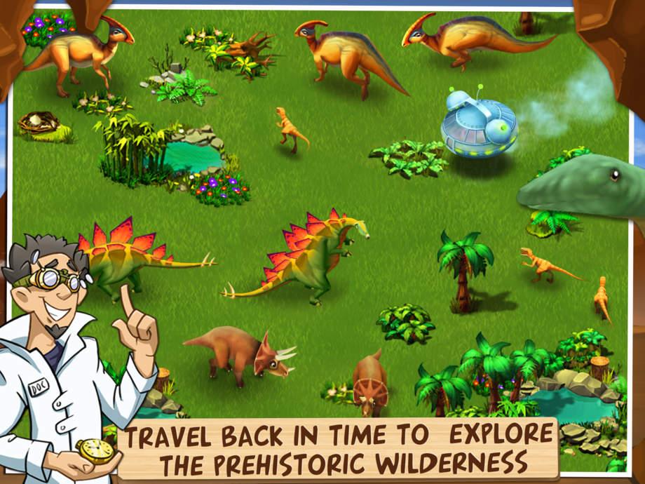 Wonder Zoo : Animal & dinosaur rescue - iPhone Mobile Analytics and App Store Data