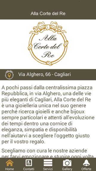 Alla Corte del Re Cagliari