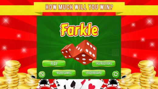 Farkle PRO - Vintage Dice Game