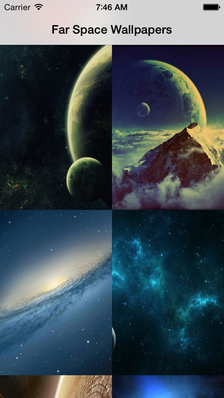 Far Space Wallpapers