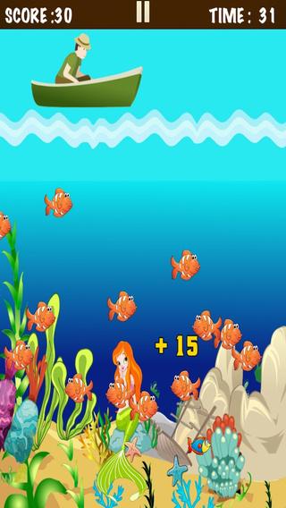 Dead Fish In The Water - Addictive Sea Creature Dropping Mania
