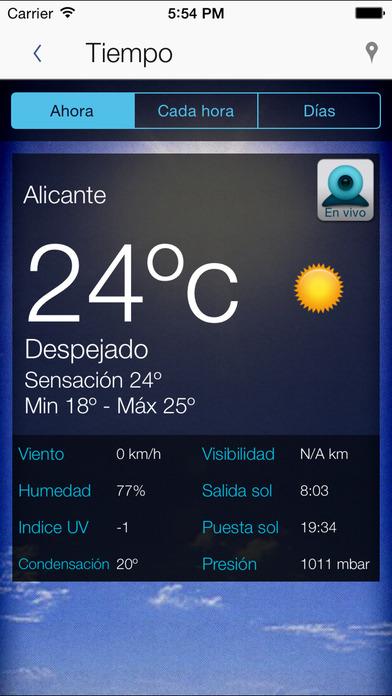 Informacion.es iPhone Screenshot 3