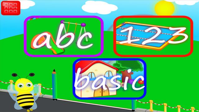 Preschool and Kindergarten learning games for kids FREE