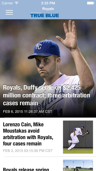 True Blue – Everything Royals Baseball - News Schedules Scores Stats Videos and Photos