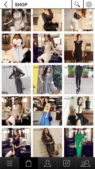 FaveChic: Social + Fashion + Shop Browse curated fashion like Pinterest upload Lookbook style photos
