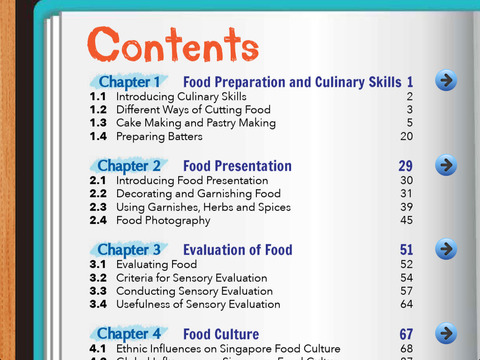Food and Consumer Education 2 Login Version