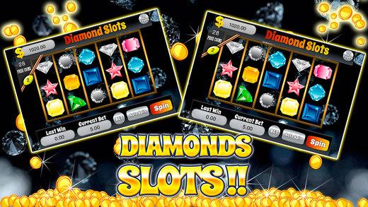 AAAA Amazings Diamonds 777 Slots - Free Slot Game