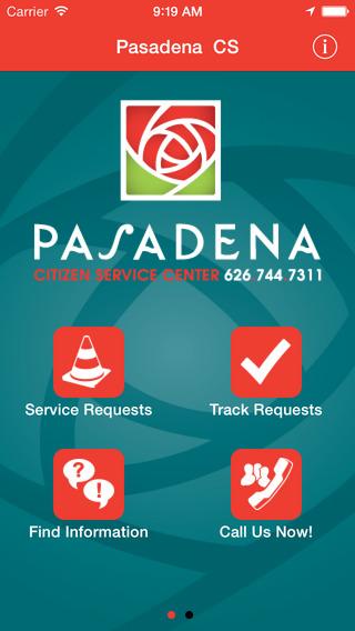 Pasadena CS