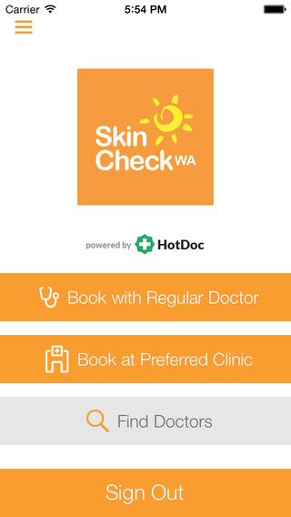 Skin Check WA