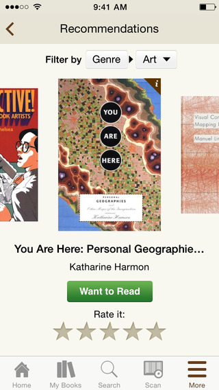 Goodreads 書籍 App-癮科技App