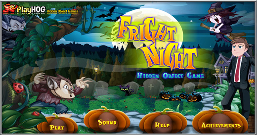 Fright Night - Free Hidden Object Games