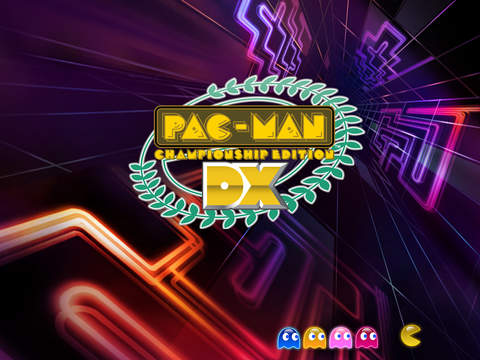 PAC-MAN Championship Edition DX Screenshot