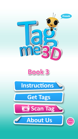 Tagme3D FR Book3