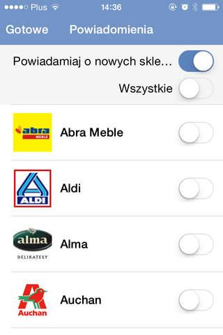 Blix Gazetki Promocje screenshot 4