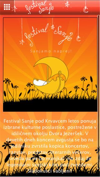 Festival Sanje pod Krvavcem