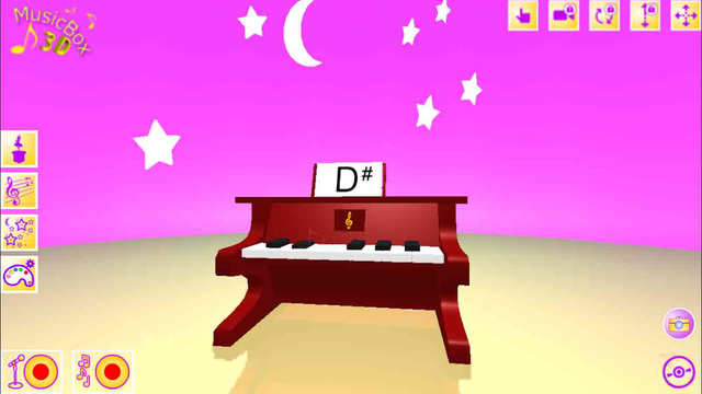 MusicBox 3D