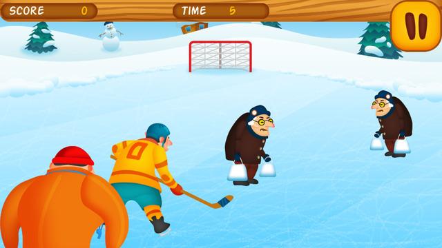 Hockey Revenge