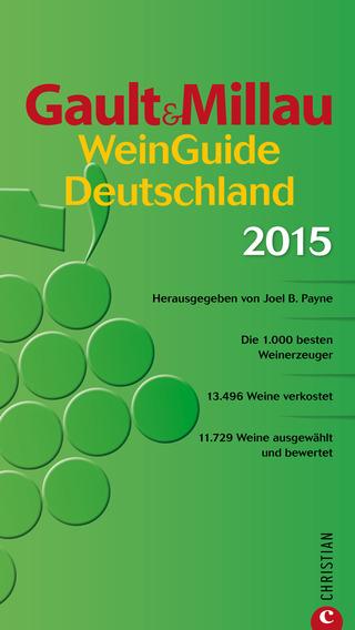 Gault Millau Wein Guide Deutschland