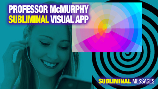 Professor McMurphy Subliminal Video Messages with Binaural Isochronic Music for Hypnosis Subconsciou