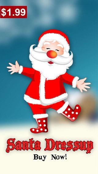 Santa Dress up - Make your Own Santa Claus - Pro