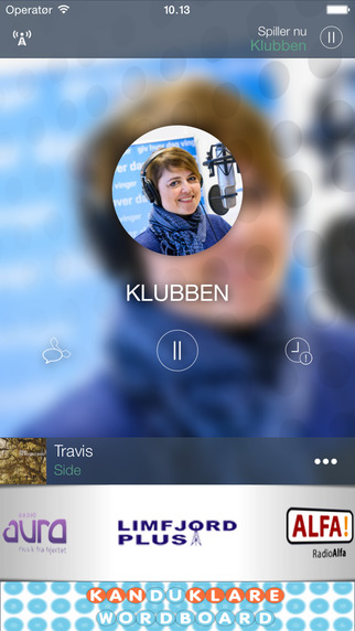 Min Radio - Min lokale radiostation