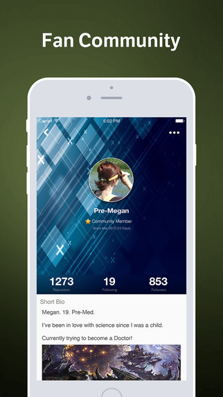Science Amino Community for Scientific Experiments Projects Fun Facts