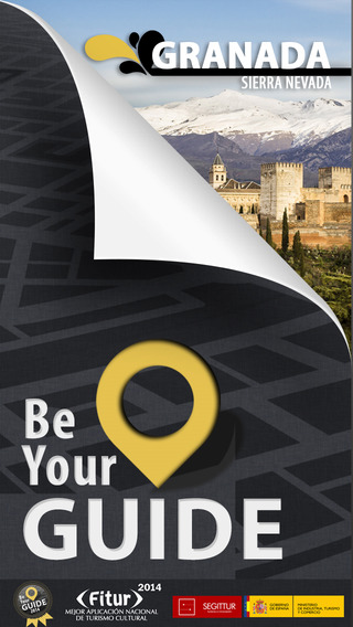 【免費工具App】Be Your Guide - Granada-APP點子