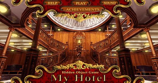 My Hotel - Free Hidden Object Games