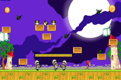 Mummy Chase screenshot 1