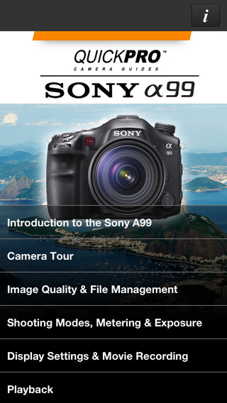 Sony a99 from QuickPro HD