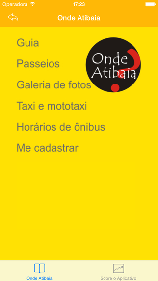 Onde Atibaia