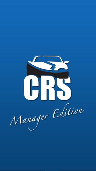 CRS Manager Shop