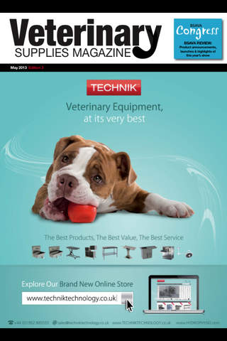 Veterinary Supplies Magazine screenshot 1