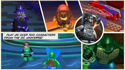 دانلود بازی LEGO® Batman: Beyond Gotham برای آیفون و آیپد - تصویر 4