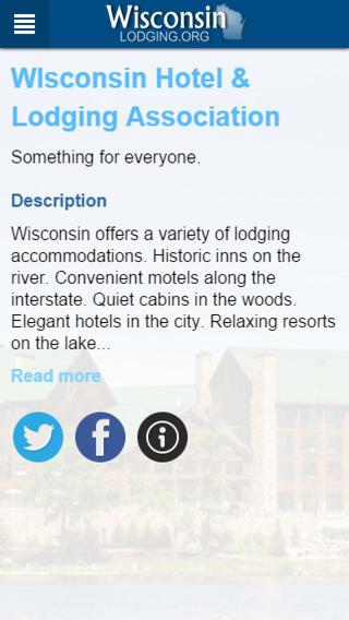 Wisconsin Lodging