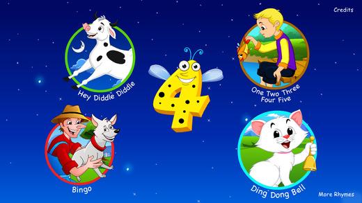 Nursery Rhymes For Kids 4 Full Version