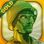 Toy Wars Gold Edition: The Story of Army Heroes [iOS]